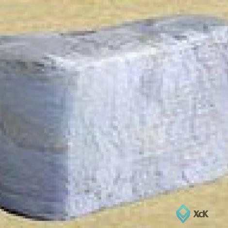 Ветошь белая(трикотаж) лоскут 40*60 см