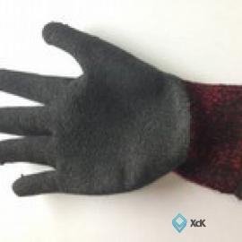 Перчатка утепленная с полипропиленовым покрытием