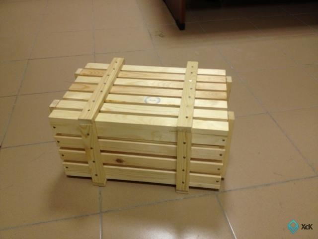 ящики из дерева